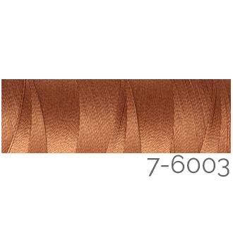 Venne Colcoton 113 Farben, Klöppelwerkstatt, 100% mercerisierte (BIO) Baumwolle zum klöppeln, stricken, weben, häkeln. Minispule mit 180 m Farbe 7-6003