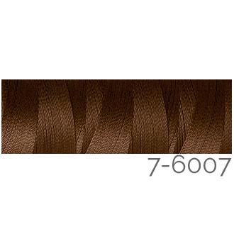 Venne Colcoton 113 Farben, Klöppelwerkstatt, 100% mercerisierte (BIO) Baumwolle zum klöppeln, stricken, weben, häkeln. Minispule mit 180 m Farbe 7-6007