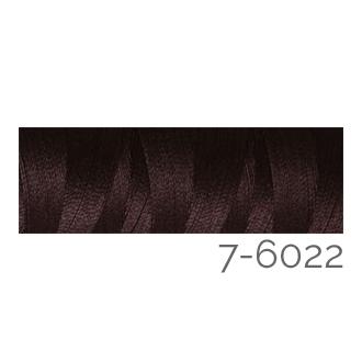 Venne Colcoton 113 Farben, Klöppelwerkstatt, 100% mercerisierte (BIO) Baumwolle zum klöppeln, stricken, weben, häkeln. Minispule mit 180 m Farbe 7-6022