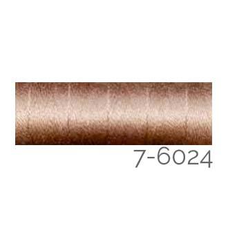 Venne Colcoton 113 Farben, Klöppelwerkstatt, 100% mercerisierte (BIO) Baumwolle zum klöppeln, stricken, weben, häkeln. Minispule mit 180 m Farbe 7-6024