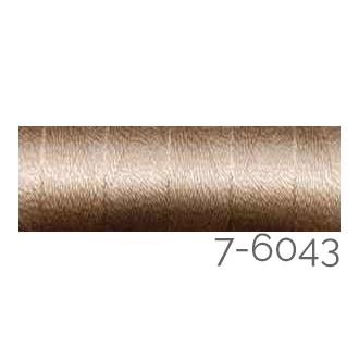 Venne Colcoton 113 Farben, Klöppelwerkstatt, 100% mercerisierte (BIO) Baumwolle zum klöppeln, stricken, weben, häkeln. Minispule mit 180 m Farbe 7-6043