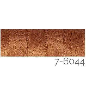 Venne Colcoton 113 Farben, Klöppelwerkstatt, 100% mercerisierte (BIO) Baumwolle zum klöppeln, stricken, weben, häkeln. Minispule mit 180 m Farbe 7-6044