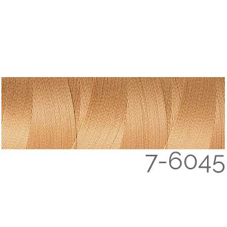 Venne Colcoton 113 Farben, Klöppelwerkstatt, 100% mercerisierte (BIO) Baumwolle zum klöppeln, stricken, weben, häkeln. Minispule mit 180 m Farbe 7-6045