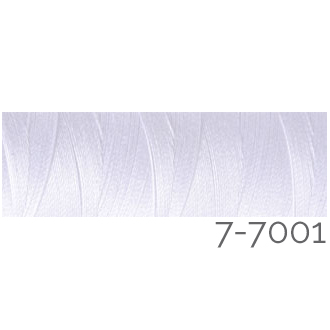 Venne Colcoton 113 Farben, Klöppelwerkstatt, 100% mercerisierte (BIO) Baumwolle zum klöppeln, stricken, weben, häkeln. Minispule mit 180 m Farbe 7-7001