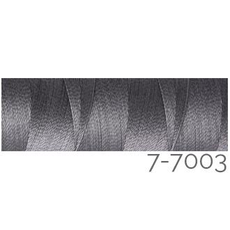 Venne Colcoton 113 Farben, Klöppelwerkstatt, 100% mercerisierte (BIO) Baumwolle zum klöppeln, stricken, weben, häkeln. Minispule mit 180 m Farbe 7-7003