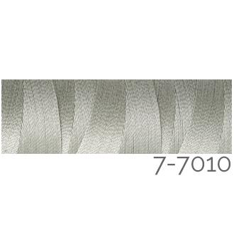 Venne Colcoton 113 Farben, Klöppelwerkstatt, 100% mercerisierte (BIO) Baumwolle zum klöppeln, stricken, weben, häkeln. Minispule mit 180 m Farbe 7-7010