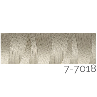 Venne Colcoton 113 Farben, Klöppelwerkstatt, 100% mercerisierte (BIO) Baumwolle zum klöppeln, stricken, weben, häkeln. Minispule mit 180 m Farbe 7-7018