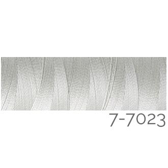 Venne Colcoton 113 Farben, Klöppelwerkstatt, 100% mercerisierte (BIO) Baumwolle zum klöppeln, stricken, weben, häkeln. Minispule mit 180 m Farbe 7-7023