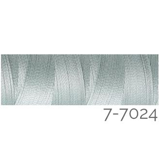 Venne Colcoton 113 Farben, Klöppelwerkstatt, 100% mercerisierte (BIO) Baumwolle zum klöppeln, stricken, weben, häkeln. Minispule mit 180 m Farbe 7-7024
