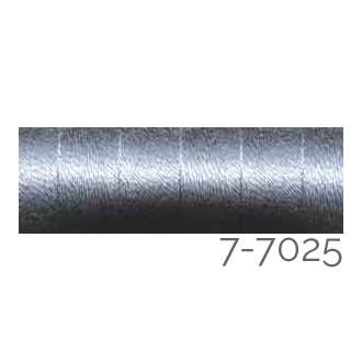 Venne Colcoton 113 Farben, Klöppelwerkstatt, 100% mercerisierte (BIO) Baumwolle zum klöppeln, stricken, weben, häkeln. Minispule mit 180 m Farbe 7-7025