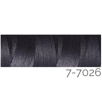 Venne Colcoton 113 Farben, Klöppelwerkstatt, 100% mercerisierte (BIO) Baumwolle zum klöppeln, stricken, weben, häkeln. Minispule mit 180 m Farbe 7-7026