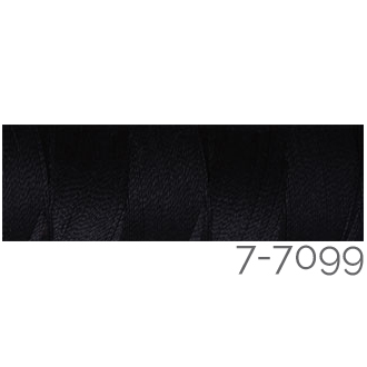 Venne Colcoton 113 Farben, Klöppelwerkstatt, 100% mercerisierte (BIO) Baumwolle zum klöppeln, stricken, weben, häkeln. Minispule mit 180 m Farbe 7-7099