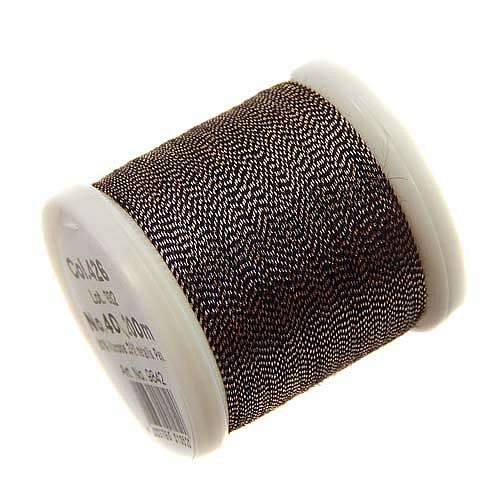 1 Spule Madeira Metallic No 40 Soft Garn in der Farbe brocade 426