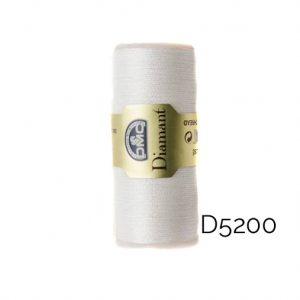 DMC Diamant Metallic Garn Farbe D5200, zum klöppeln, sticken und häkeln