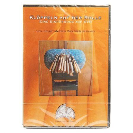 Klöppeln auf der Rolle-Eine Einführung auf DVD