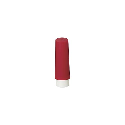 Prym Nadeltwister, zum Aufbewahren von Stecknadeln oder Nähnadeln in der Farbe rot, in der Klöppelwerkstatt erhältlich