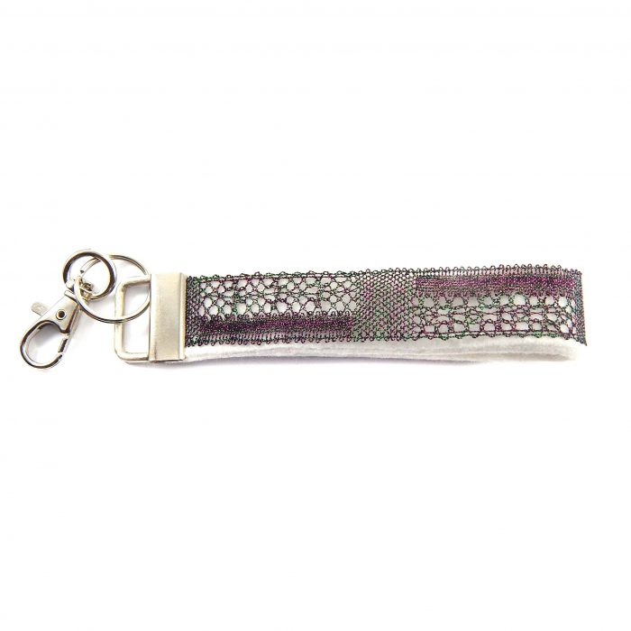 Schlüsselanhänger BS 308 geklöppelt