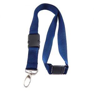 Schluesselband 20mm breit, zum Aufnähen von Spitze, geklöppelt, gehäkelt und andere Techniken, dunkelblau