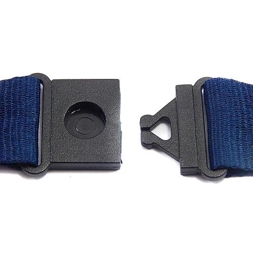 Schlüsselband - Klöppelwerkstatt, auch Lanyards genannt, 20mm breit, zum Aufnähen von Spitze, geklöppelt, gehäkelt und andere Techniken