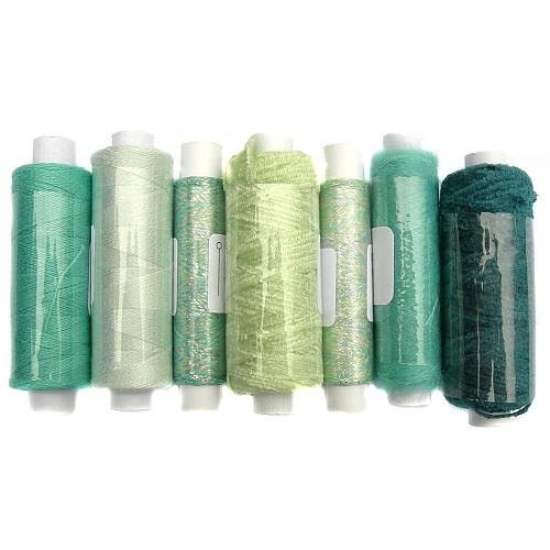 Venne Colcoton Set Rohrstuhlgrund, zum klöppeln, stricken, häkeln, weben, in der Klöppelwerkstatt erhältlich, (BIO) Baumwollgarn