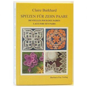 Spitzen für zehn Paare~Claire Burkhard