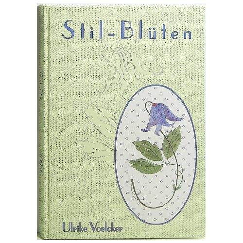 Stil-Blüten~Ulrike Voelcker, geklöppelte Blüten in Tüll, in der Klöppelwerkstatt erhältlich