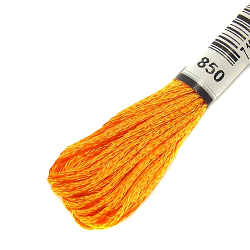 Anchor Marlitt 4-fädiges Glanzstickgarn in 90 hochglänzenden Farben lieferbar, zum Klöppeln, als Konturfaden, zum Sticken, Häkeln, in der Klöppelwerkstatt erhältlich. Farbe 850