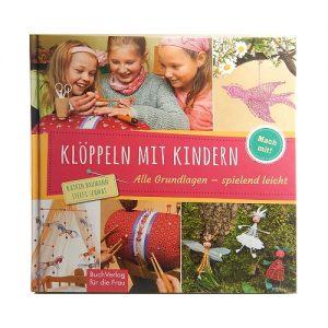 Buch für Anfänger, Bobbin Lace, Klöppeln mit Kinder