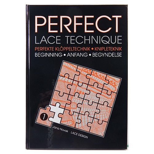 Perfect Lace Technique 1 von Jana Novak