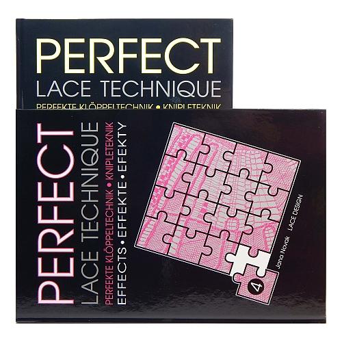 Perfect Lace Technique Band 1-5 von Jana Novak, in der Klöppelwerkstatt, Anfang, Klöppeln lernen, Technik,