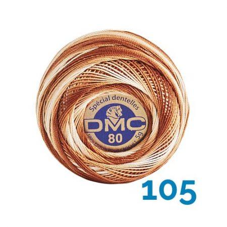 DMC Spitzengarn-Spezial Dentelles Farbe 105