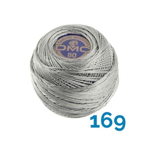 DMC Spitzengarn~Spezial Dentelles Farbe 153, in der Klöppelwerkstatt, Baumwollgarn, zum Häkeln, Klöppeln, Stricken, für Occhi, Frivolite