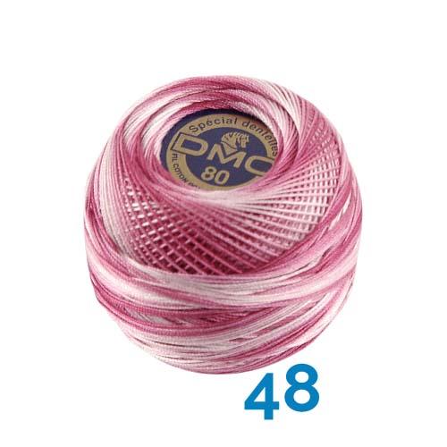 DMC Spitzengarn-Spezial Dentelles Farbe 48