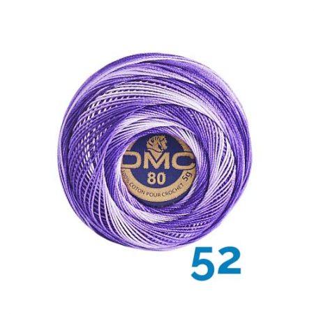 DMC Spitzengarn-Spezial Dentelles Farbe 52