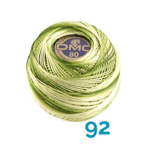 DMC Spitzengarn-Spezial Dentelles Farbe 92