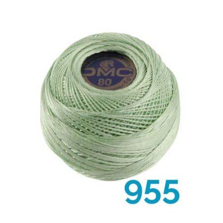 DMC Spitzengarn-Spezial Dentelles Farbe 955