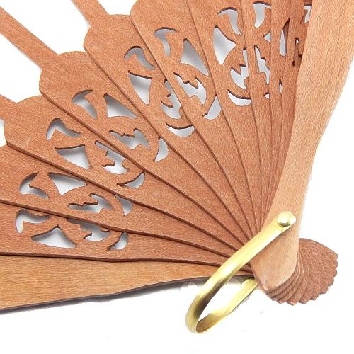 Fächer Modell Almeria Peral Detail