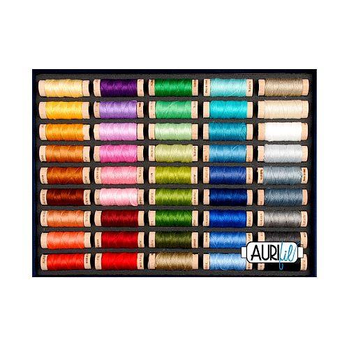 AURIFLOSS ~ Stickgarn in 270 Farben