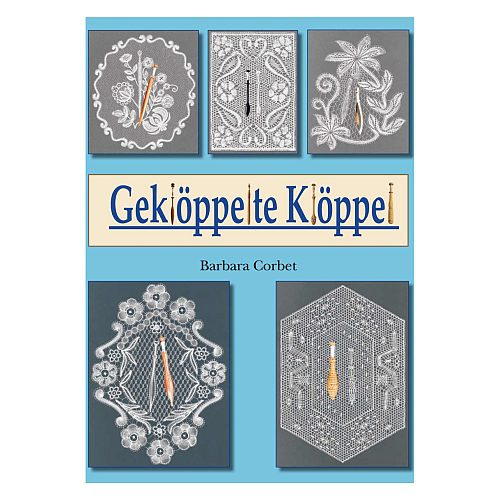 Geklöppelte Klöppel ~ Barbara Corbet in der Klöppelwerkstatt erhältlich
