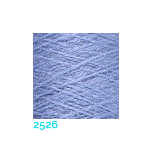 Tussah Seide Nm 20/2 Farbe 2526, zum Stricken, Weben, Klöppeln, Häkeln, in der Klöppelwerkstatt erhältlich, Seidengarne, Seidengarn