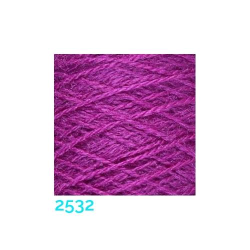 Tussah Seide Nm 20/2 Farbe 2532, zum Stricken, Weben, Klöppeln, Häkeln, in der Klöppelwerkstatt erhältlich, Seidengarne, Seidengarn