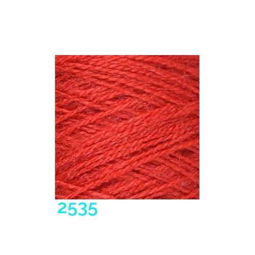 Tussah Seide Nm 20/2 Farbe 2535, zum Stricken, Weben, Klöppeln, Häkeln, in der Klöppelwerkstatt erhältlich, Seidengarne, Seidengarn