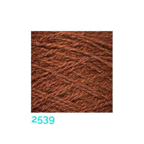 Tussah Seide Nm 20/2 Farbe 2539, zum Stricken, Weben, Klöppeln, Häkeln, in der Klöppelwerkstatt erhältlich, Seidengarne, Seidengarn