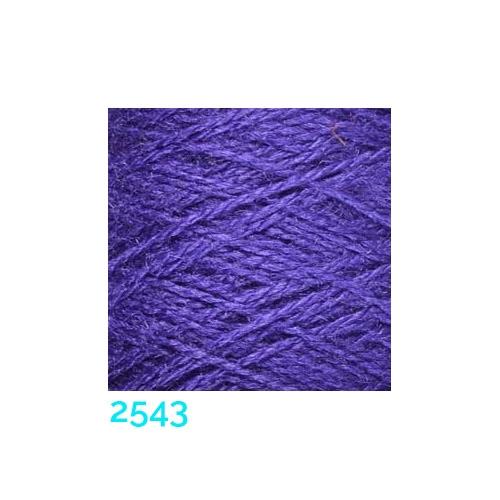 Tussah Seide Nm 20/2 Farbe 2543, zum Stricken, Weben, Klöppeln, Häkeln, in der Klöppelwerkstatt erhältlich, Seidengarne, Seidengarn