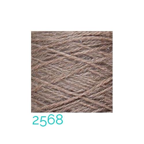 Tussah-Seide in der Farbe 2568 zum Klöppeln, Stricken, Häkeln in der Klöppelwerkstatt erhältlich