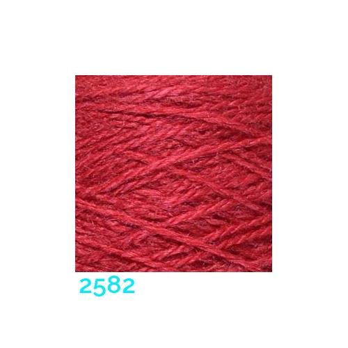Tussah Seide Nm 20/2 Farbe 2582, zum Stricken, Weben, Klöppeln, Häkeln, in der Klöppelwerkstatt erhältlich, Seidengarne, Seidengarn