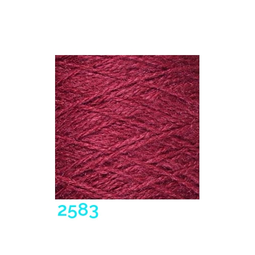 Tussah Seide Nm 20/2 Farbe 2583, zum Stricken, Weben, Klöppeln, Häkeln, in der Klöppelwerkstatt erhältlich, Seidengarne, Seidengarn
