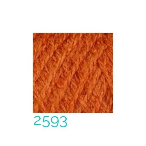 Tussah-Seide in der Farbe 2593 zum Klöppeln, Stricken, Häkeln in der Klöppelwerkstatt erhältlich