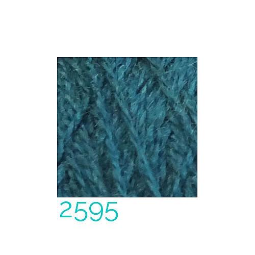 Tussah-Seide in der Farbe 2595 zum Klöppeln, Stricken, Häkeln in der Klöppelwerkstatt erhältlich