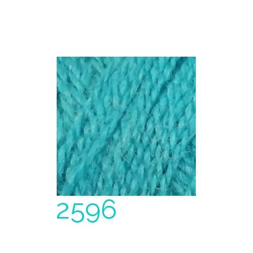 Tussah-Seide in der Farbe 2596 zum Klöppeln, Stricken, Häkeln in der Klöppelwerkstatt erhältlich
